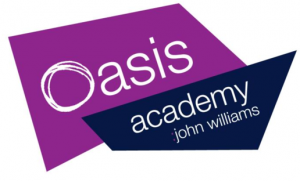 Oasis Academy Jhon Williams Logo